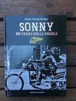 SONNY 60 YEARS HELLS ANGELS - ENGLISH EDITION