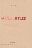 Jan Zlom Adolf Hitler